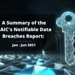 OAIC Notifiable Data Breaches Report January - June 2021